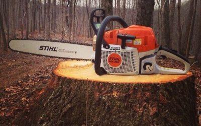 stump chainsaw